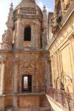 Salamanca_138_06072015 - Looking along a ledge towards the adjacent tower at Scala Coeli