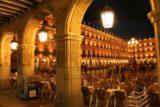 Salamanca_317_06072015 - Another moody and atmospheric look through the arches on the perimeter of Plaza Mayor de Salamanca