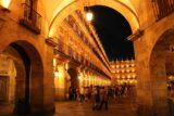 Salamanca_322_06072015 - Another look back through one of the arches towards the Plaza Mayor de Salamanca