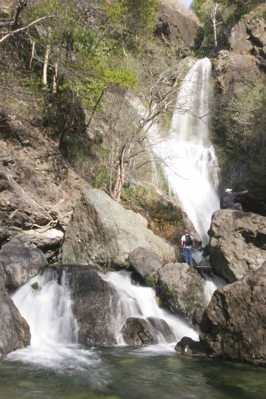 Salmon Creek Falls