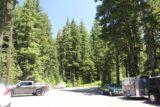 Salt_Creek_Falls_009_07142016 - The familiar parking lot for Salt Creek Falls