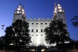 Salt_Lake_City_102_05282017 - Twilight view of the temple in Temple Square