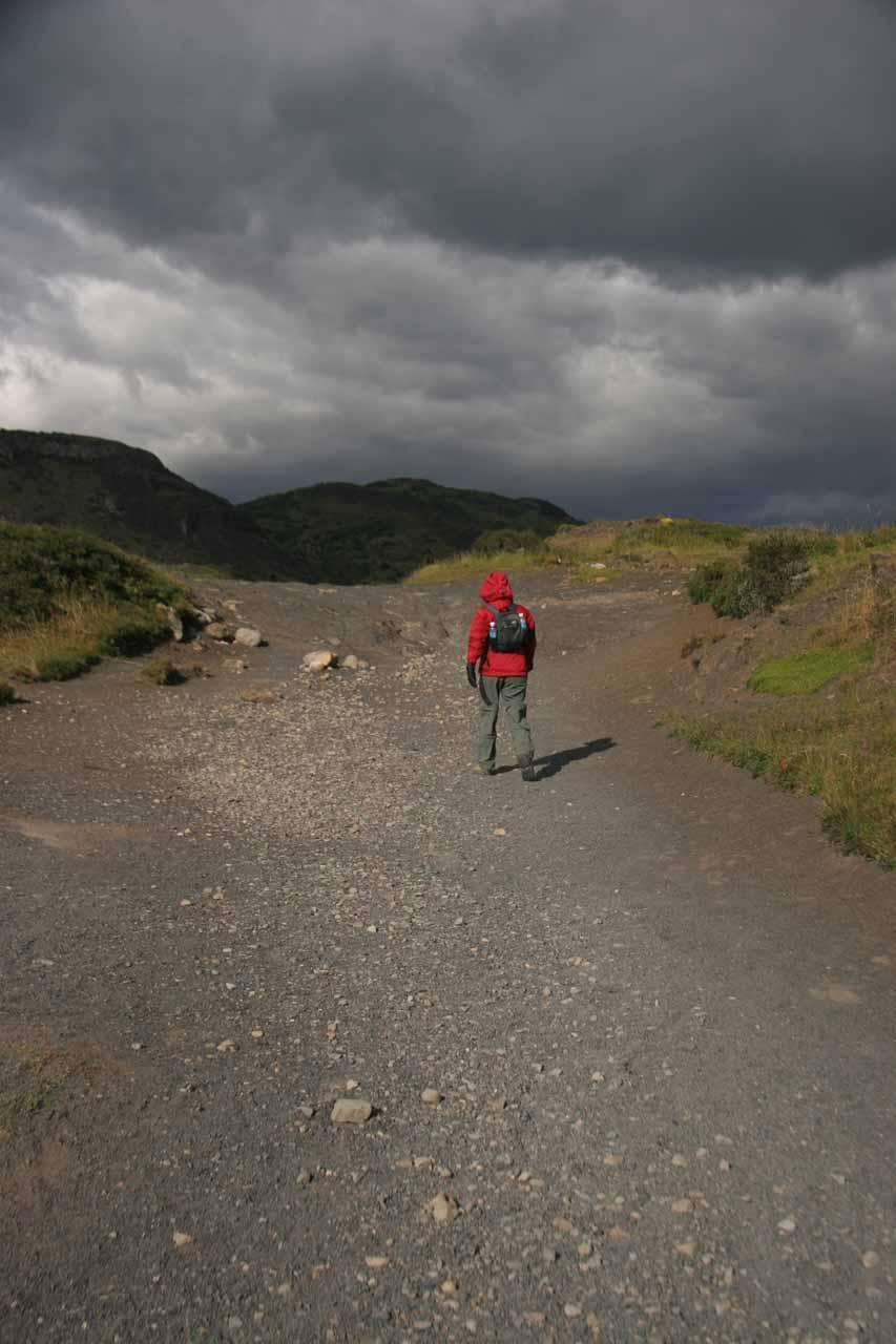 Still on the short trail to Salto Grande
