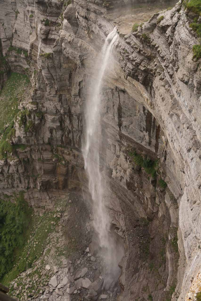 Another look at the impressive Salto del Nervion