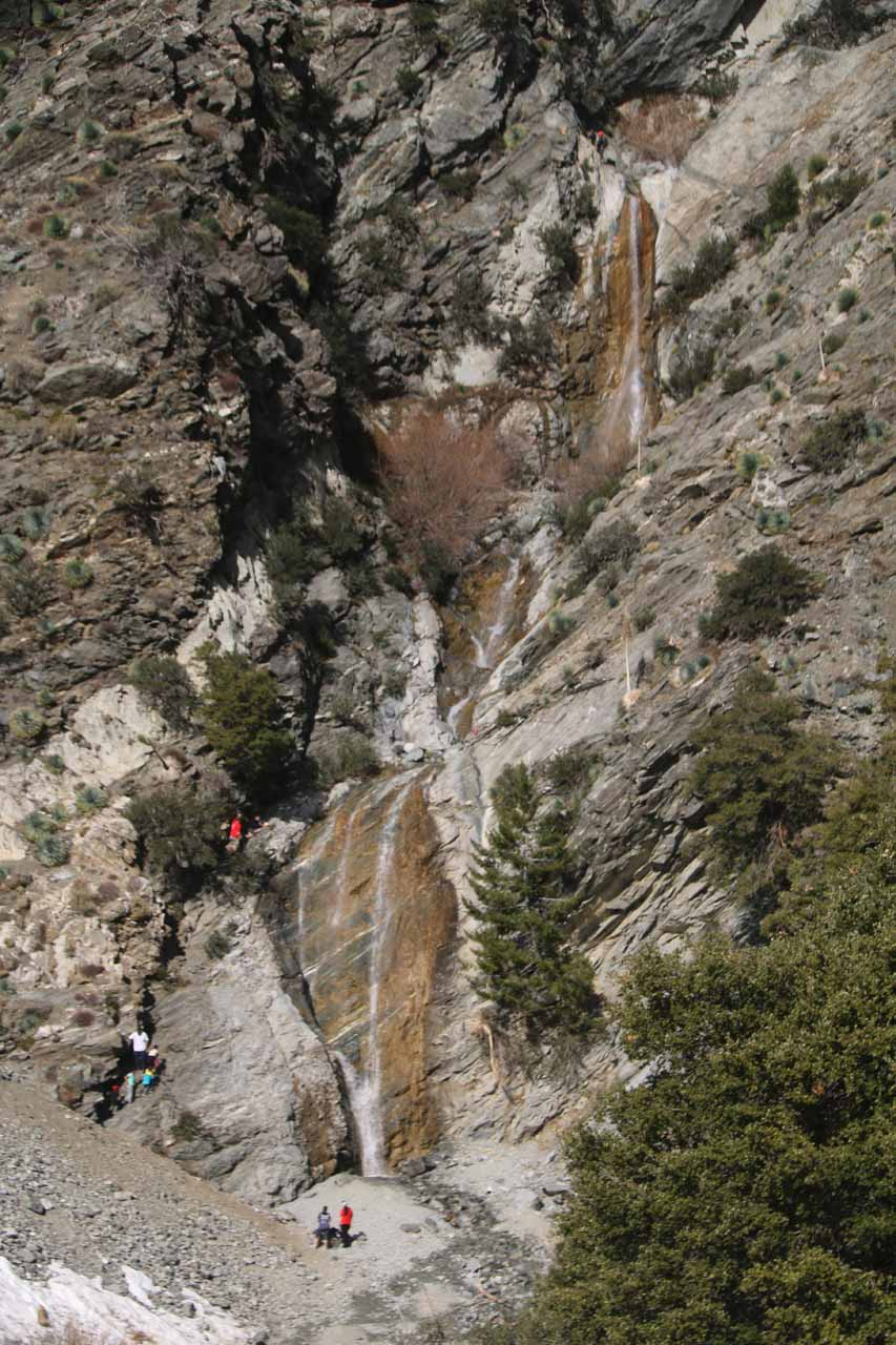 San Antonio Falls World Of Waterfalls
