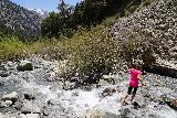 San_Antonio_Falls_137_05082020 - Tahia still lingering in the creek barefoot as she was busy building her 'bridge' downstream of San Antonio Falls