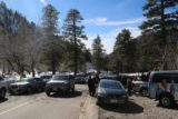 San_Antonio_Falls_16_131_01162016 - Seems like over the years, San Antonio Falls has gotten more popular as evidenced by the presence of even more parked cars around Manker Flat. On our January 2016 visit, it was especially busy because of the free snow play