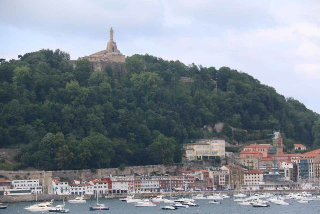 San Sebastian, Spain was where we had to sacrifice our lone spare day to relax here to take care of a worn tire issue. At least once that ordeal was over, we were able to drive the next 3-4 days in the Pyrenees with more piece of mind