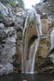 San_Ysidro_Falls_076_04012017 - Frontal look at the San Ysidro Falls
