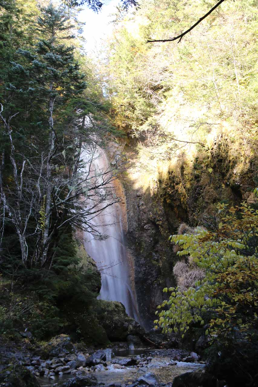 Sanbon Waterfall