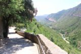 Sant_Miquel_de_Fai_017_06202015 - Following the walkway leading down to the monastery while there were views of the Tenes Valley throughout this walk