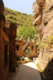 Sant_Miquel_de_Fai_067_06202015 - Walking past the buildings towards the steps that yielded a nice view of Tenes Valley