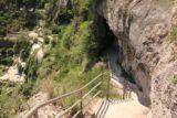 Sant_Miquel_de_Fai_136_06202015 - Approaching the entrance for Cueva de Sant Miquel