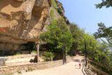 Sant_Miquel_de_Fai_263_06202015 - Leaving the complex at the Monestir de Sant Miquel del Fai