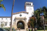 Santa_Barbara_15_235_02162015 - Back at the familiar Old Courthouse but this time under blue skies