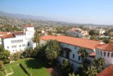 Santa_Barbara_15_240_02162015 - Looking over the red-roofed tiles of the Old Courthouse towards the ocean