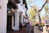 Santa_Barbara_17_056_04012017 - Julie walking along State Street in downtown Santa Barbara