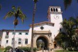 Santa_Barbara_17_088_04012017 - Direct look at the Santa Barbara Courthouse