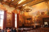 Santa_Barbara_17_122_04012017 - Another look at the ornate courtroom within the Santa Barbara Courthouse