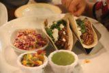 Santa_Fe_099_04142017 - Tacos de San Francisco that was for Tahia instead of the kids menu at La Plazuela