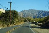 Santa_Paula_Canyon_001_03052021 - Driving the Hwy 150 towards the Thomas Aquinas College and the Santa Paula Canyon Trailhead