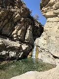 Santa_Paula_Canyon_020_iPhone_03052021 - Another look at the Santa Paula Canyon Falls with some image processing from the smart phone