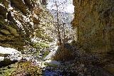 Santa_Paula_Canyon_243_03052021 - More downstream scrambling on Santa Paula Creek after having had my fill of the Big Punch Bowl