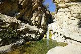 Santa_Paula_Canyon_281_03052021 - Finally making it back down to the Santa Paula Canyon Falls with nice afternoon lighting