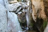 Santa_Ynez_Falls_151_01192019 - Broad look at the rocky confines of the Santa Ynez Falls