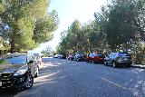 Santa_Ynez_Falls_196_01192019 - Now Vereda de la Montura street was packed with cars