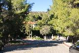 Santa_Ynez_Falls_199_01192019 - At midday, we could see the gates at the intersection of Vereda de la Montura and Camino de Yasato were not as shaded as earlier on