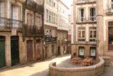 Santiago_de_Compostela_006_06082015 - Navigating the narrow streets of the old town of Santiago de Compostela as we sought out our hotel