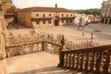 Santiago_de_Compostela_110_06082015 - Heading down the steps of the base of Catedral de Santiago de Compostela