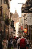 Santiago_de_Compostela_176_06082015 - It was a bustling scene along the Rua do Franco in Santiago de Compostela