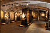 Santiago_de_Compostela_222_06082015 - Another room with statues and artifacts as part of the Museo de Santiago de Compostela