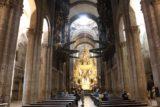 Santiago_de_Compostela_296_06092015 - Back inside the main chapel of the Catedral de Santiago de Compostela