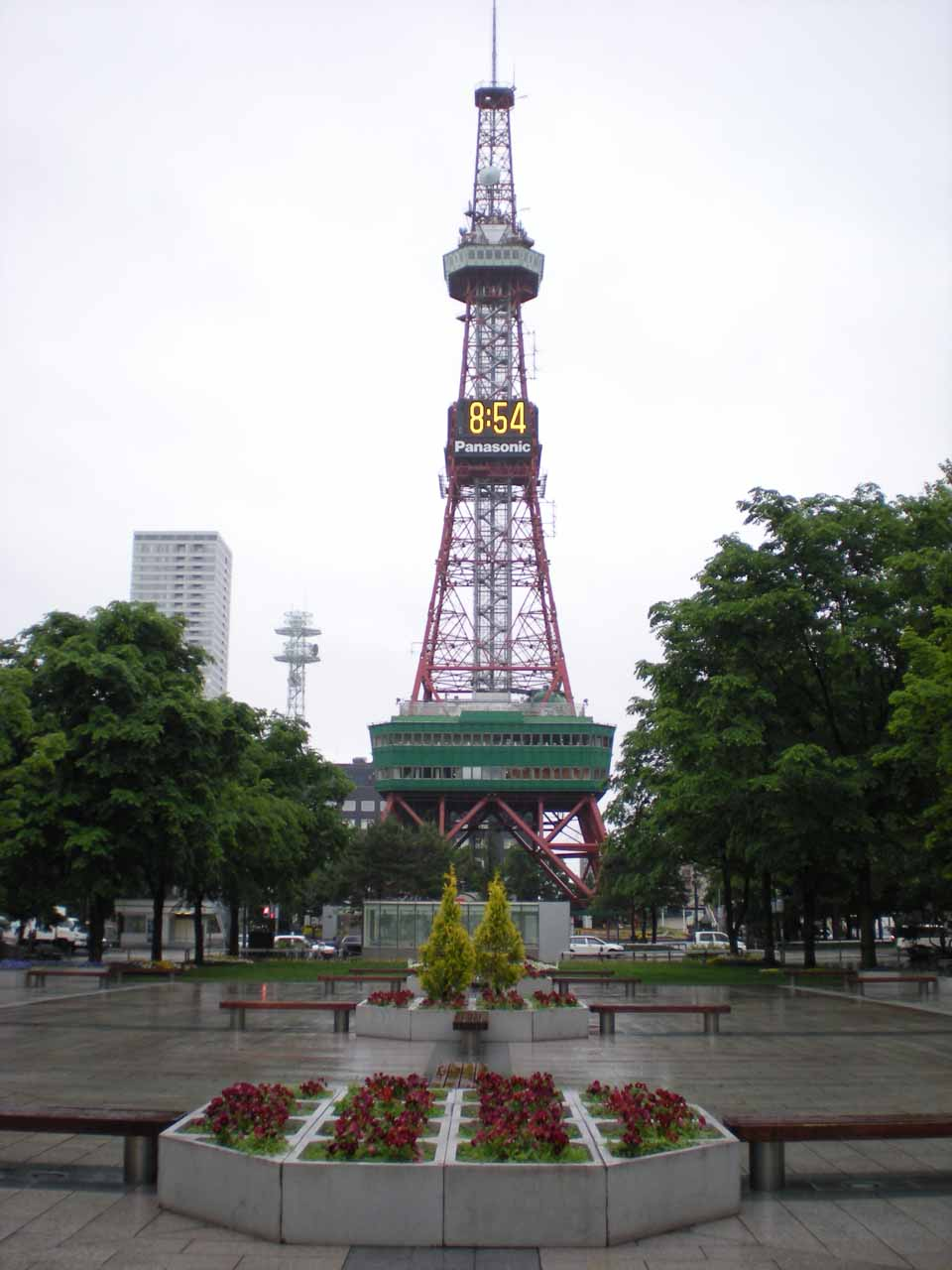 The Sapporo TV Tower