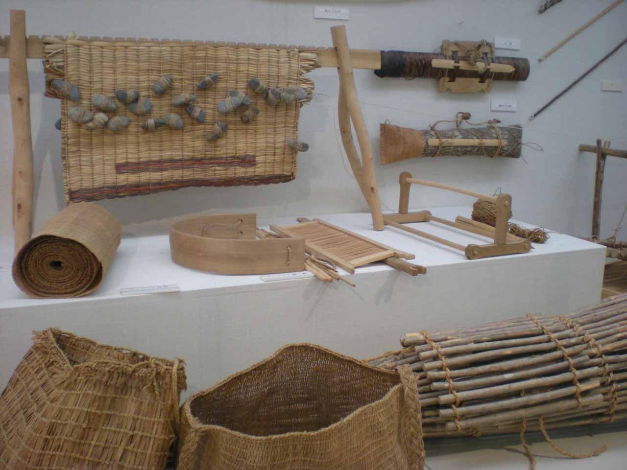 Ainu artifacts