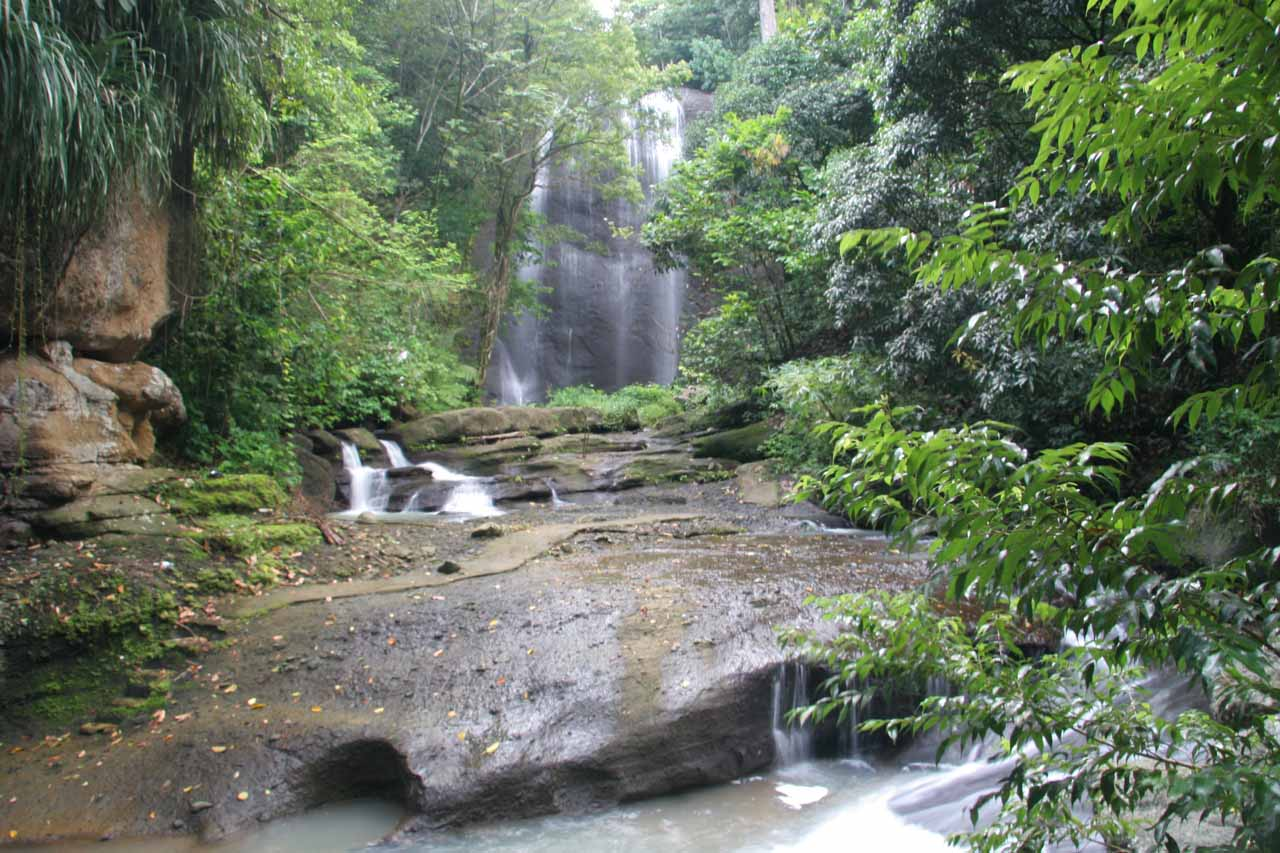 St Lucia Waterfalls