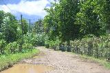 Sauniatu_004_11122019 - A large part of the adventure of the Sauniatu Waterfall was in getting there as we had to drive this rough and potholed road to access the village of Sauniatu