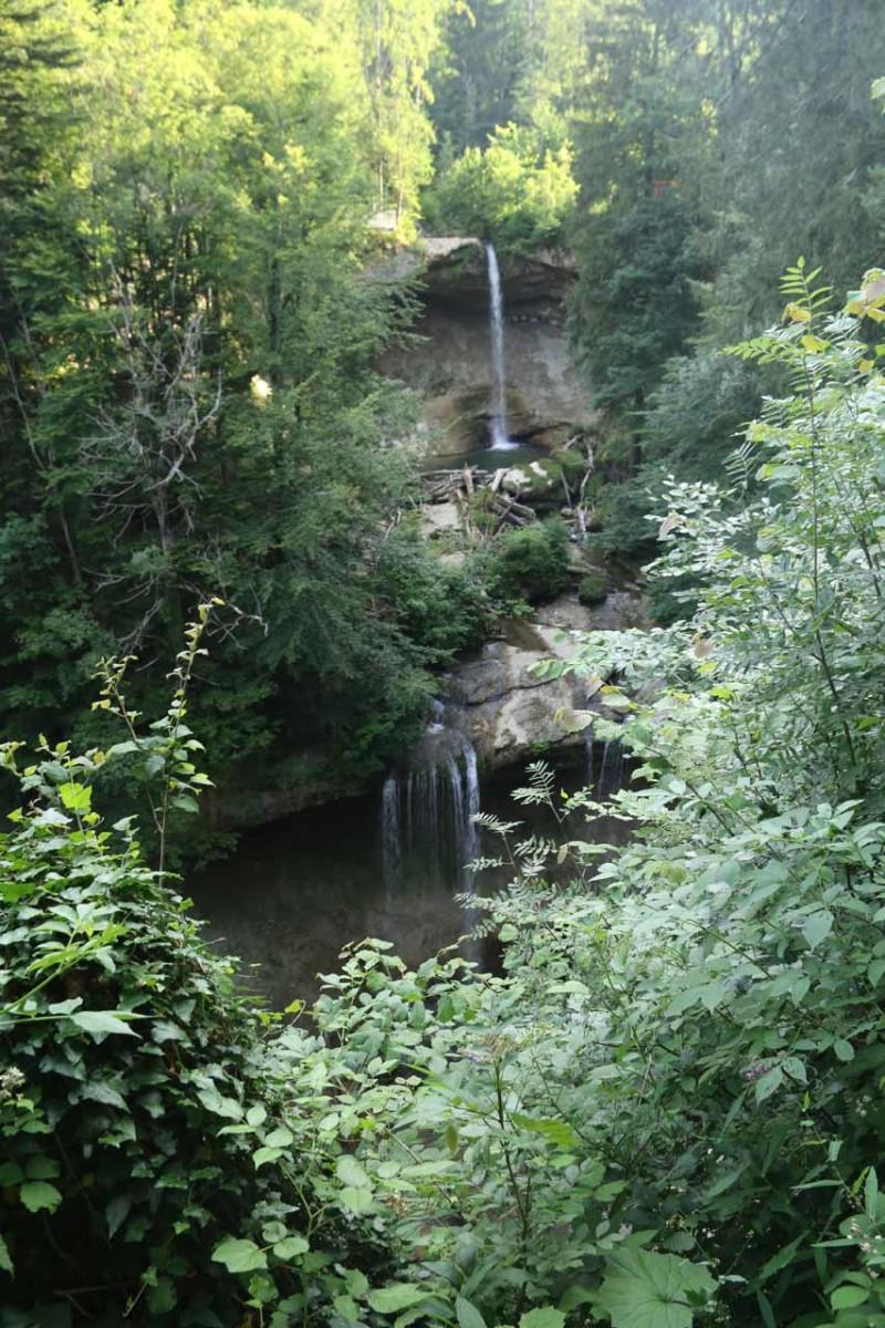 Scheidegger Waterfalls