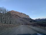 Schofield_Pass_Rd_002_iPhone_10172020 - Driving the Schofield Pass Road past the Judd Falls Trailhead en route to Schofield Pass and eventually Schofield Park