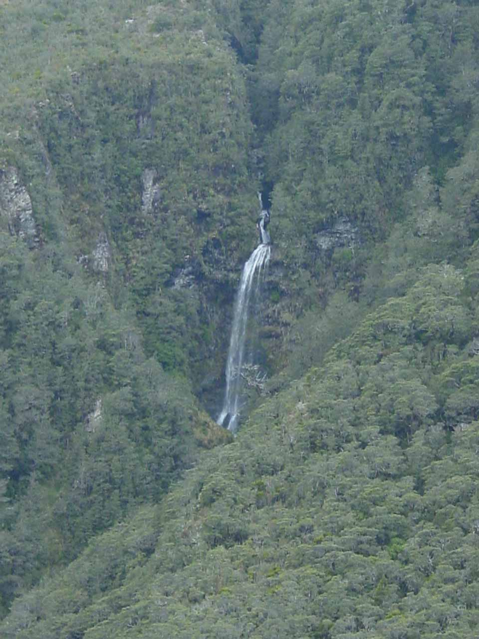 Bridal Veil Falls as seen from Scotts Track