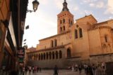 Segovia_047_06052015 - Looking towards the San Martin Church at the Plaza Medina del Campo