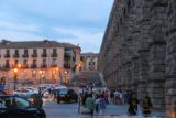 Segovia_105_06052015 - Magical twilight at the aqueduct in Segovia
