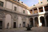 Segovia_224_06062015 - A courtyard in the Alcazar de Segovia reminding us of some courtyards we had seen in Morocco