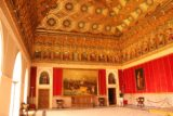 Segovia_275_06062015 - Inside one of the elaborate rooms of the Alcazar de Segovia