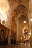 Segovia_430_06062015 - Another look at the towering archways on the perimeter of the main altar within the Catedral de Segovia