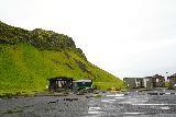 Seljalandsfoss_and-Gljufrabui_003_08072021 - Looking towards a food stand and some WCs from the Seljalandsfoss car park