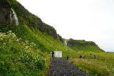 Seljalandsfoss_and-Gljufrabui_118_08072021 - Heading back towards Seljalandsfoss after having had our fill of Gljufrabui
